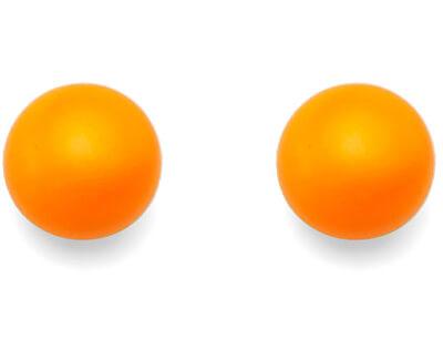 Orangefarbene Ohrringe  Orange 21025 ORA