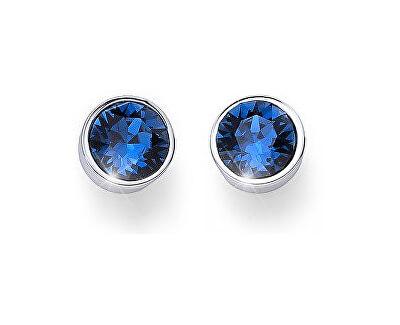 Cercei cu cristale albastre Ocean Uno 22623 207
