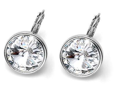 Náušnice s krystaly Swarovski Fun Crystal 9939-001