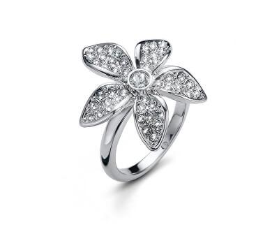 Originálne prsteň s kryštálmi Wonder 41146