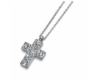 Stylový dlouhý náhrdelník Bless 11391