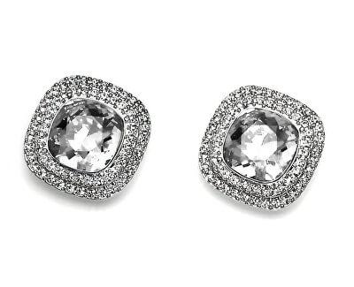 Třpytivé náušnice s krystaly Autentic 22301 001