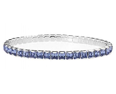 Třpytivý náramek s krystaly Wish 31002 211