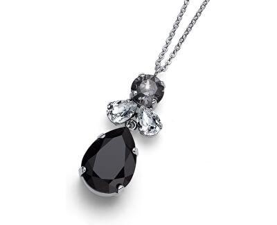 Úchvatný náhrdelník Jazzy 11872 BLA