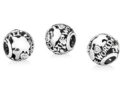 Accesoriu din argint brățară tip PANDORA 791718CZ