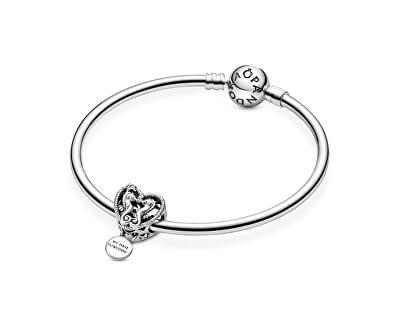 Romantický stříbrný korálek Mořští koníci Moments 798949C00