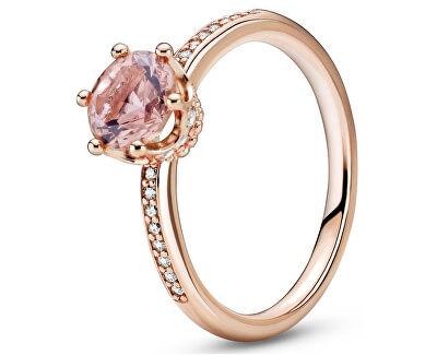 Bronzový prsten s kamínky 188289C01