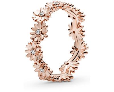 Bronzový prsten Věneček sedmikrásek 188799C01