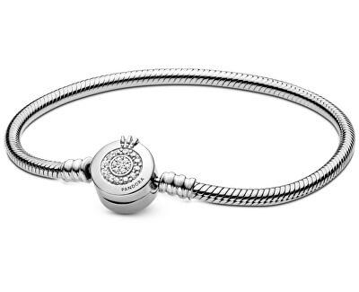 Luxusní stříbrný náramek 599046C01