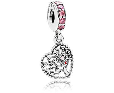 Překrásný stříbrný přívěsek Strom lásky 796592CZSMX