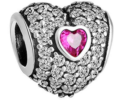 Accesoriu brățară tip PANDORA Heart 791168SRU
