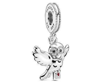 Silber Perle Eule Hedwig 799123C01