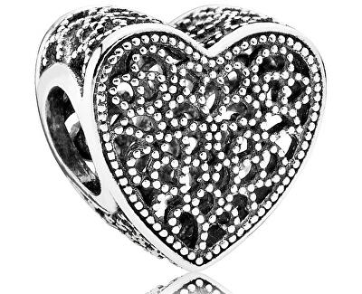 Accesoriu din argint brățară tip PANDORA Inimă 791811