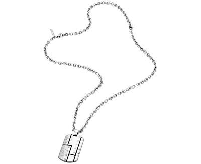 Pánsky náhrdelník Aeroplane PJ26204PSS / 01