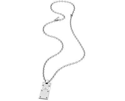 Pánsky náhrdelník Bolt On PJ26196PSS / 01