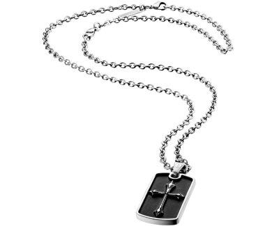 Pánsky náhrdelník Knights Cross PJ25872PSS / 01