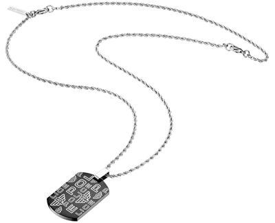 Pánsky náhrdelník Onley PJ26060PSB / 01