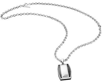 Pánsky náhrdelník Player PJ26039PSS / 01