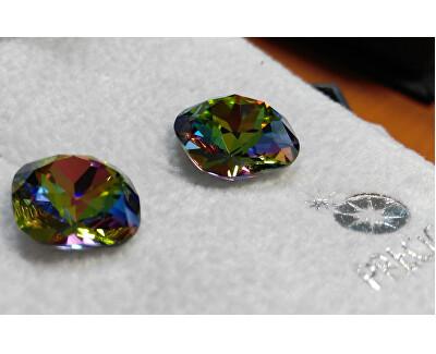 Brilliant Cercei Rose Crystal Vitrail Medium cu 6012 41