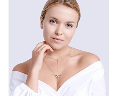 Štýlový náhrdelník Libra 5241 00