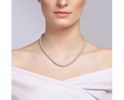 Colier din perluțe Velvet Pearl Preciosa Preciosa 2218 19