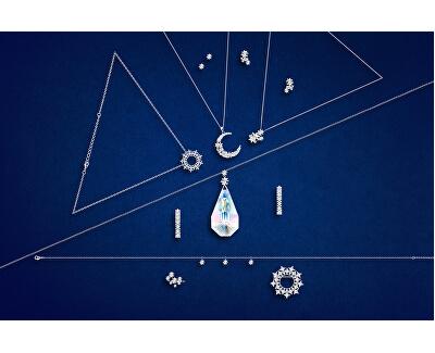 Strieborný náhrdelník Mesiac Orion 5248 00 (retiazka, prívesok)