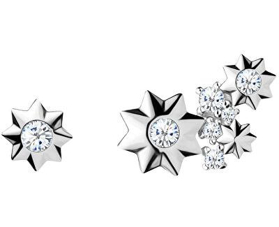 Asymetrické hviezdičkové náušnice Orion 5274 00L