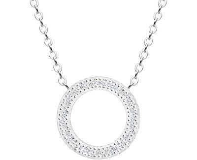 Dámsky oceľový náhrdelník Gemini 7329 00