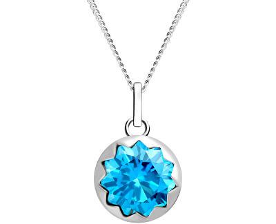 Dámsky strieborný náhrdelník Vela 5252 67 (retiazka, prívesok)