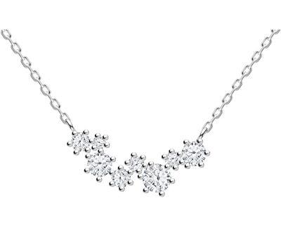Jemný strieborný náhrdelník Vela 5255 00