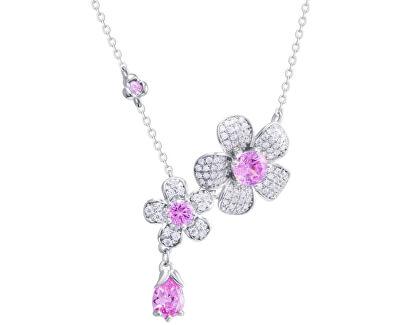 Květinový náhrdelník Clematis 5222 69