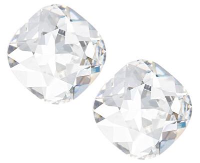 Cercei din cristal transparent Brilliant Rose 6012 00