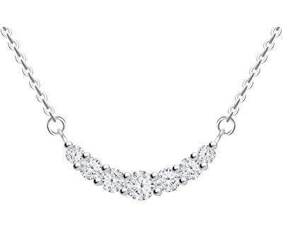 Strieborný náhrdelník Lynx 5267 00