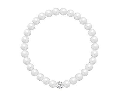 Brățară cu perluțeVelvet Pearl Preciosa 2219 01