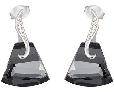 Cercei de argint cu cristale Bell 6039 40