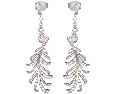 Cercei din argint cu cristale Joy 5189 00