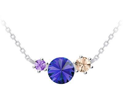 Strieborný náhrdelník Aronie 6138 64