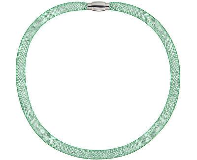 Colier strălucitor Scarlette verde 7250 66