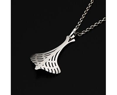 Pánský stříbrný náhrdelník Drakkar KO5002_MO060_50_RH  (řetízek, přívěsek)