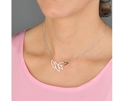 Stříbrný náhrdelník Laurel N2101_RH
