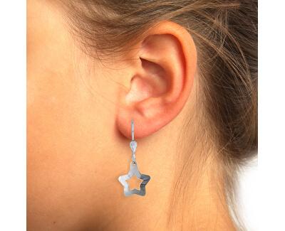 Stilvolle Silber Ohrringe Rim NA6024