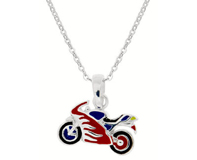 Kinder Silber Halskette KO8054_BR030_40 (Halskette, Anhänger)