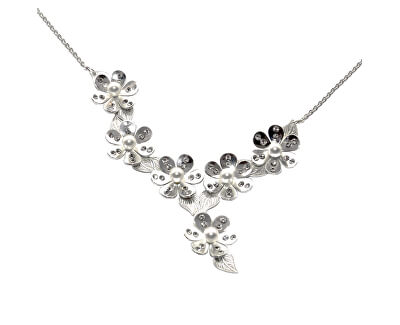 Elegantní náhrdelník Pearl Blossom TG027_RH