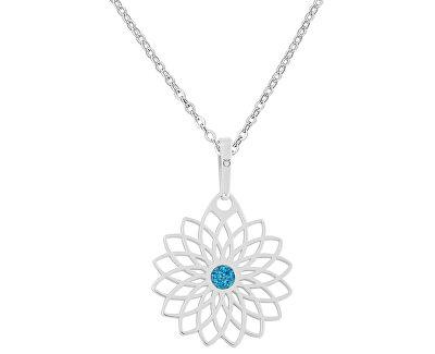 Bezaubernde Silber Halskette Filia KO6004_BR030_45_A