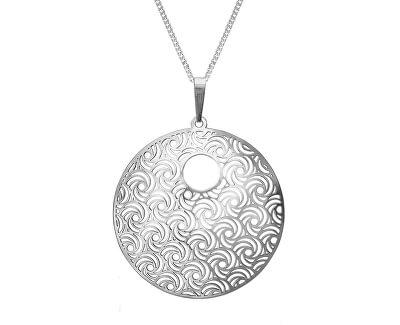 Silberkette Whirling KO1277V_CU050_50 (Halskette, Anhänger)