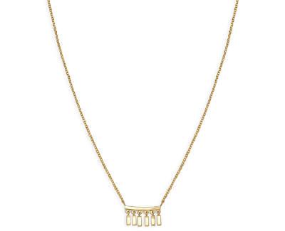 Pozlacený ocelový náhrdelník Iggy JMDNG-J051