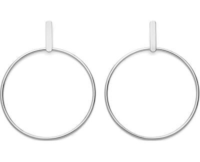Výrazné kruhové náušnice Iggy JHBES-J073
