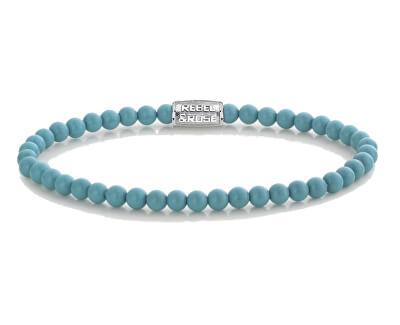 Korálkový náramek Endless Summer Turquoise RR-40089-S