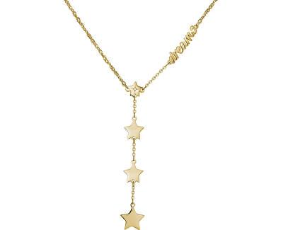 Oceľový náhrdelník s hviezdami Fancy Dreams SFC02