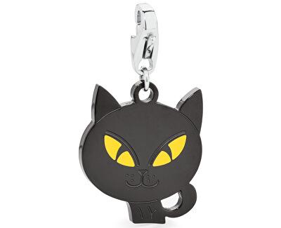 Pandantiv Happy Black Cat SHA105